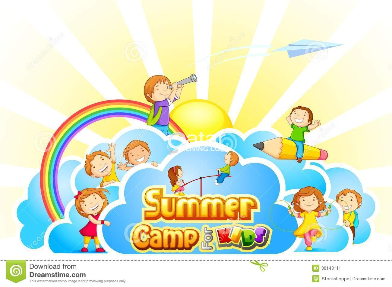 Summer Camp For Kids In Doha