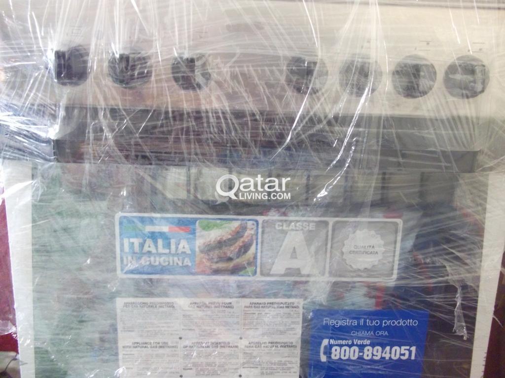 NEW COOKING RANGE INDESIT | Qatar Living