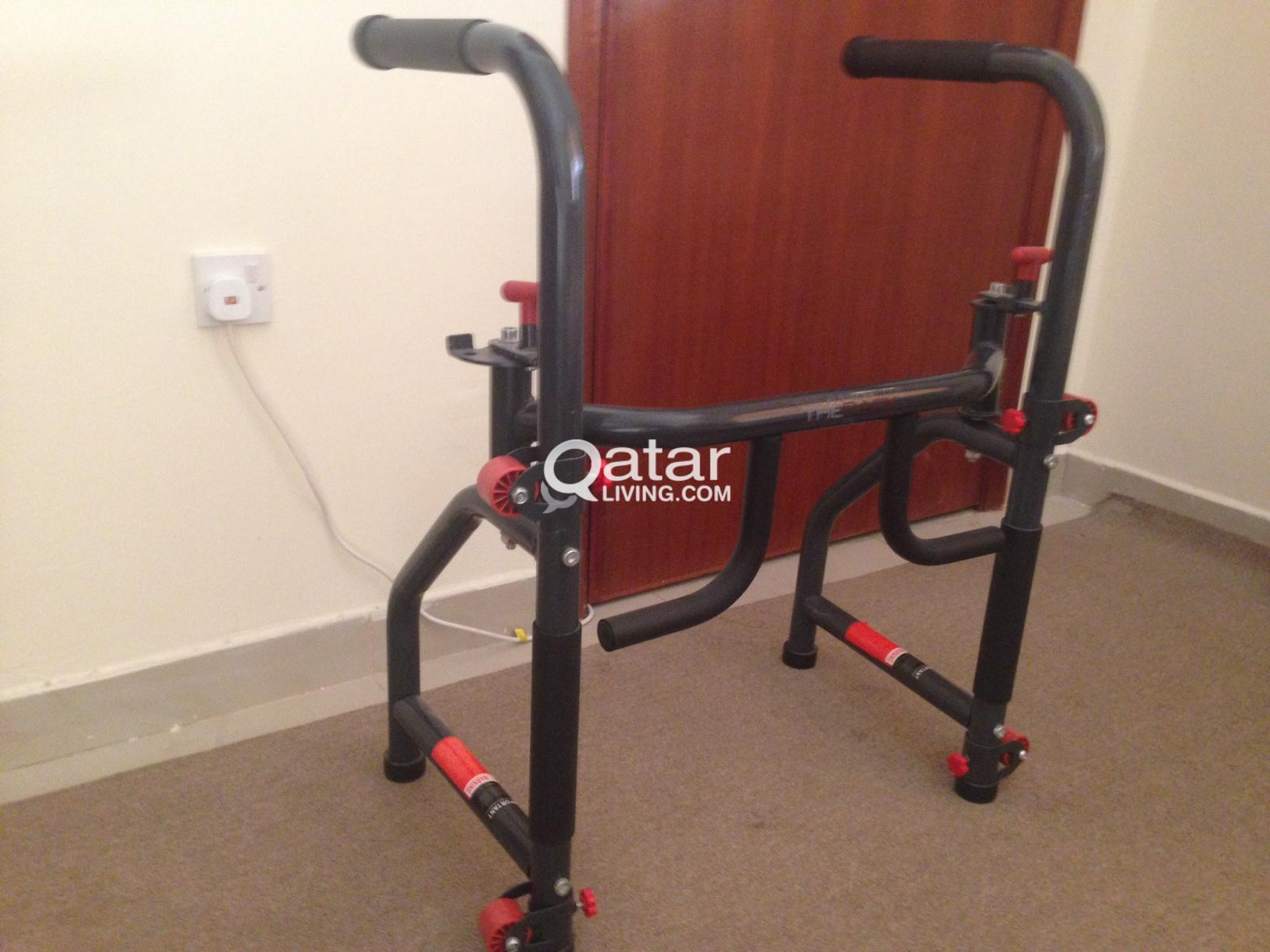 For sale the rack workout station all in one gym