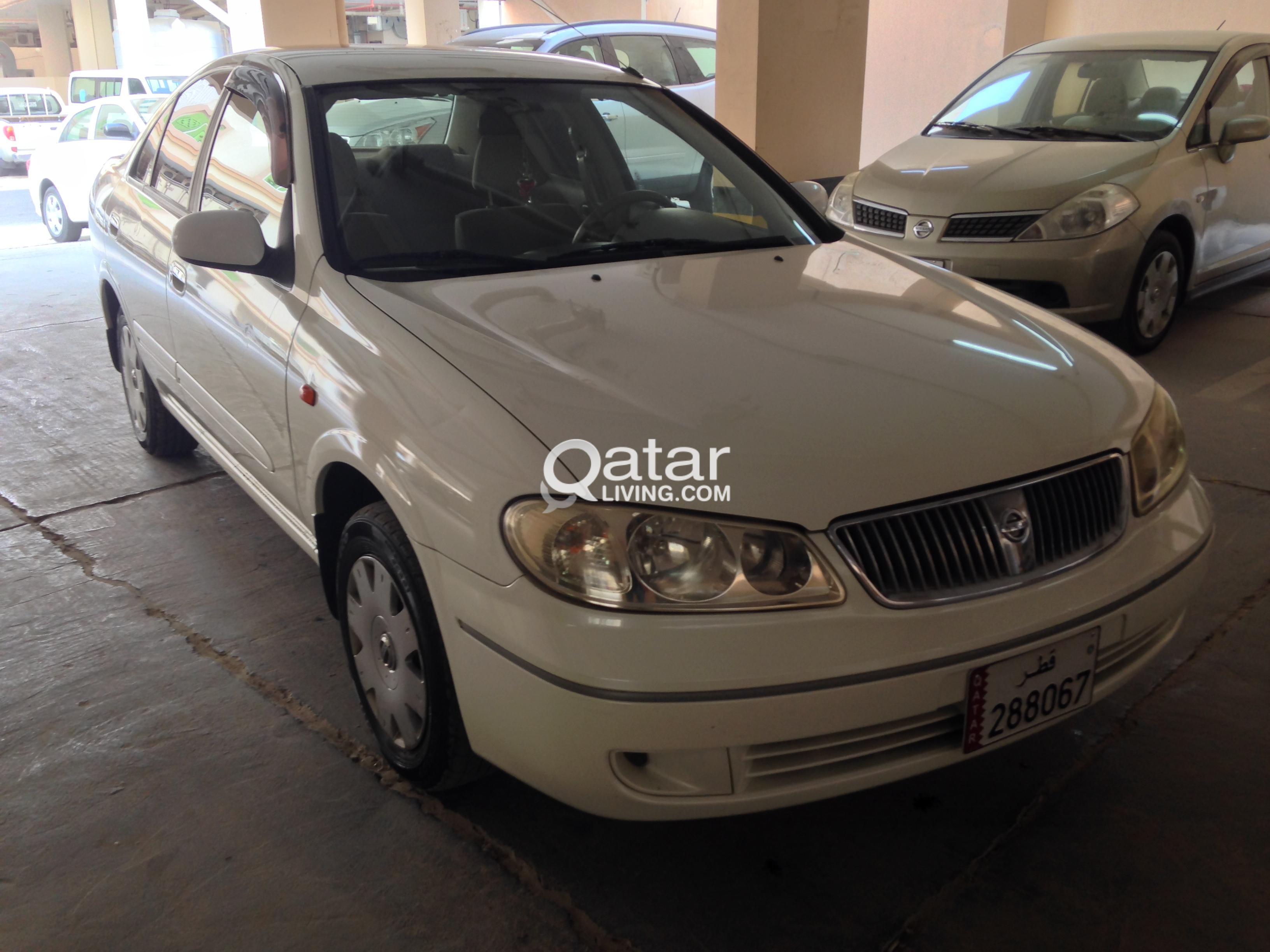 Nissan Sunny Ex Salon 1 8 Japan Made For Sale Qatar Living