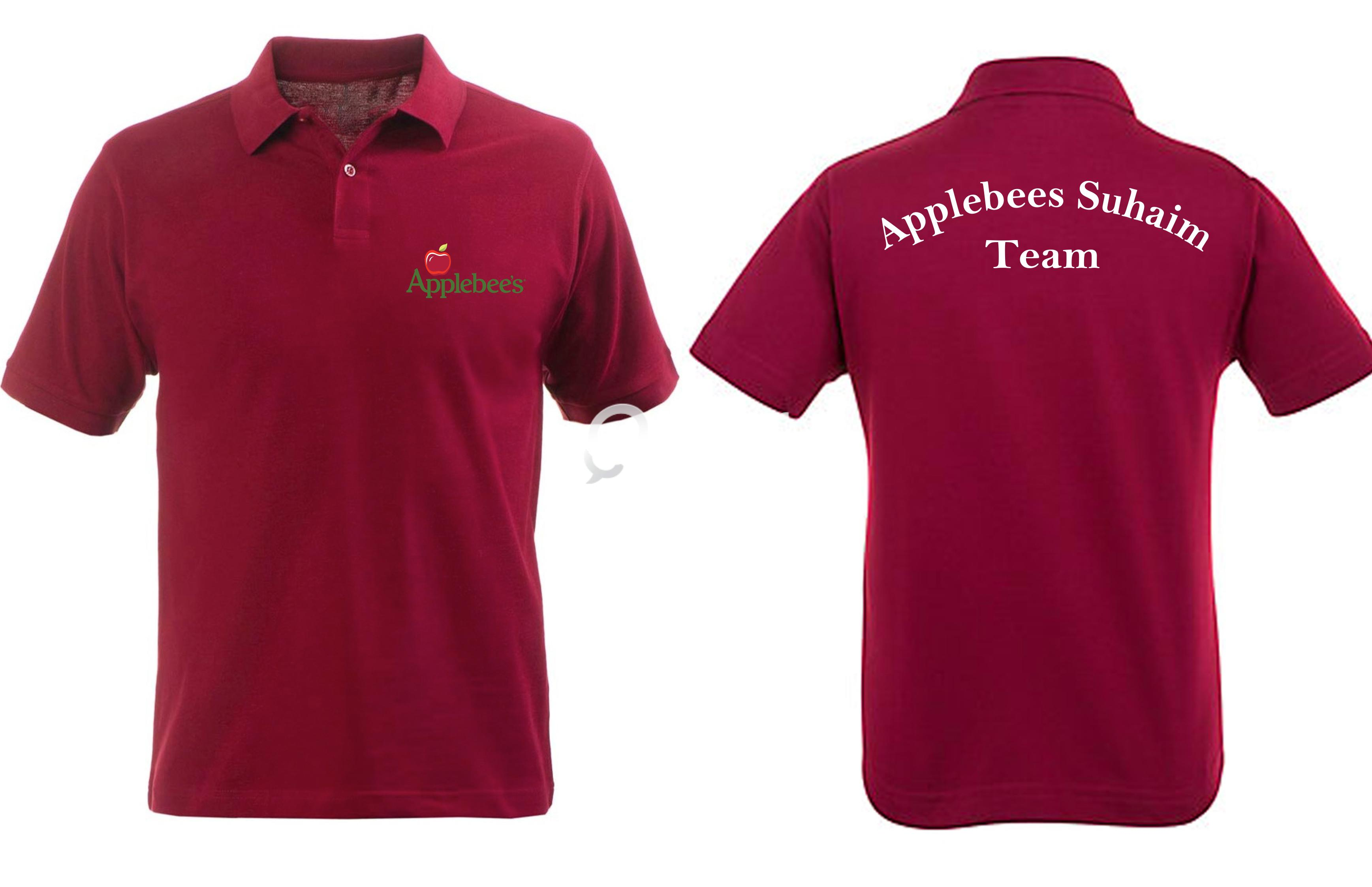 Polo Shirts With Company Logo Embroidery
