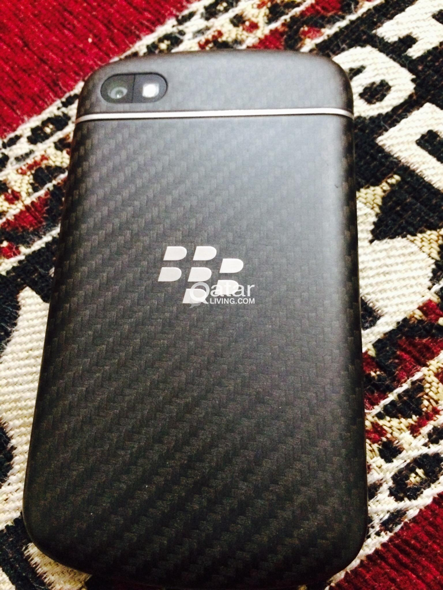 Blackberry Q10 Black Qatar Living Title