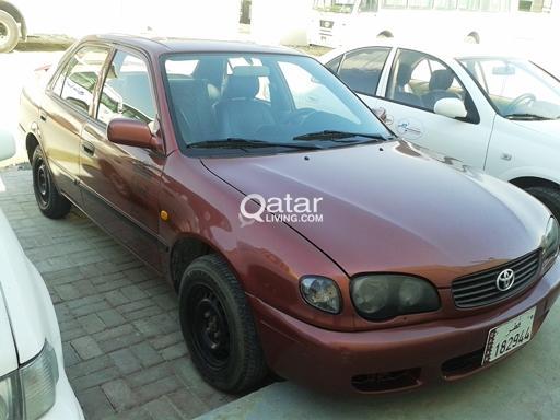TOYOTA Corolla 1998 for sale | Qatar Living