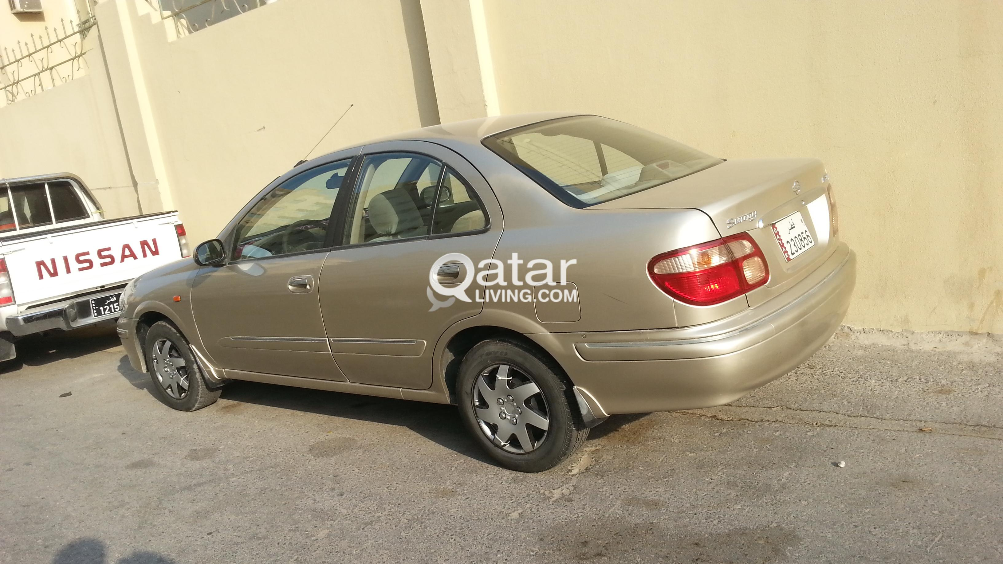 Urgent Sale Nissan Sunny 2002 Japan Qatar Living