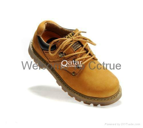 Title Information Caterpillar Brand New Safety Shoes