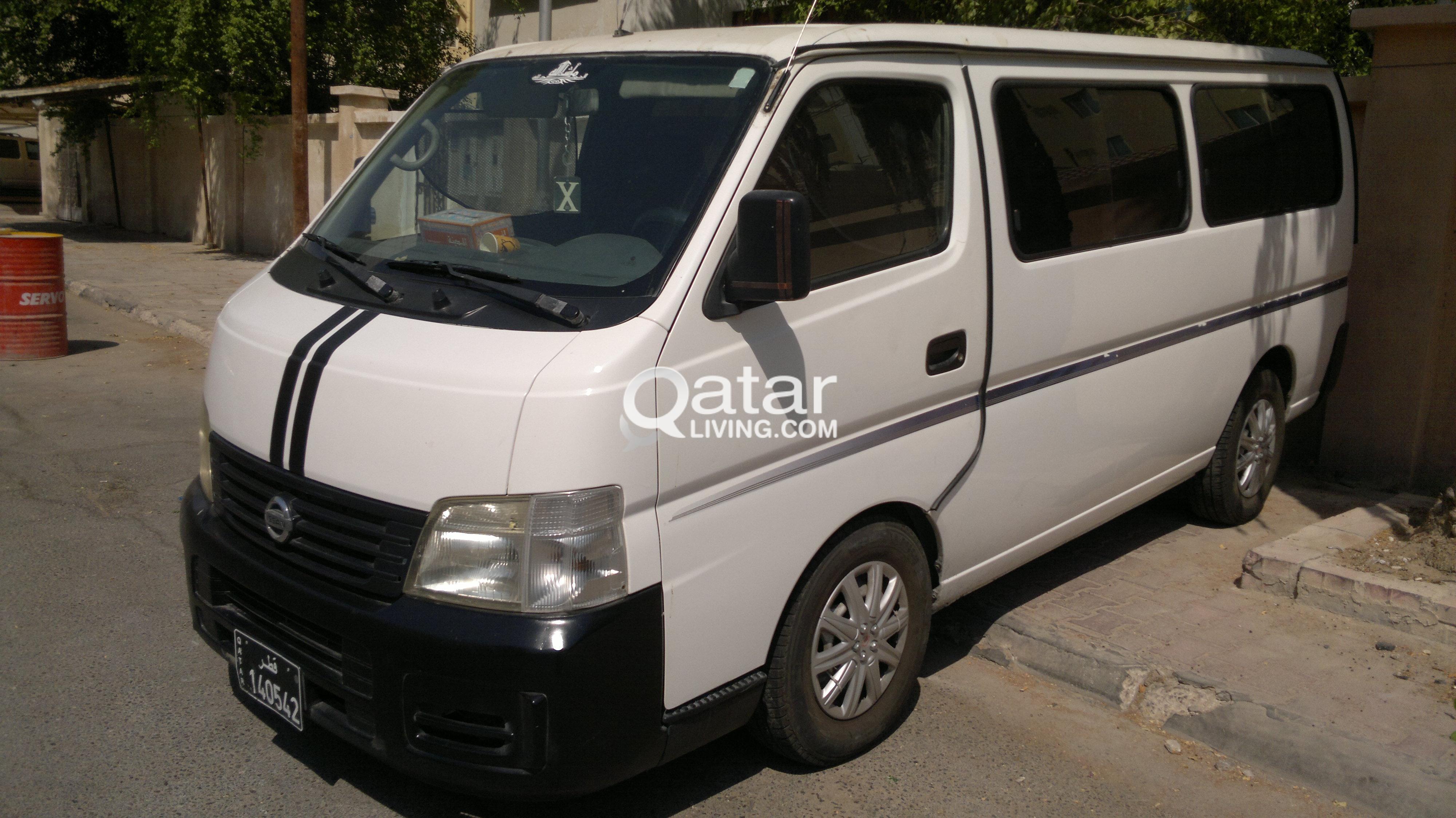 Van for Sale Nissan Urvan