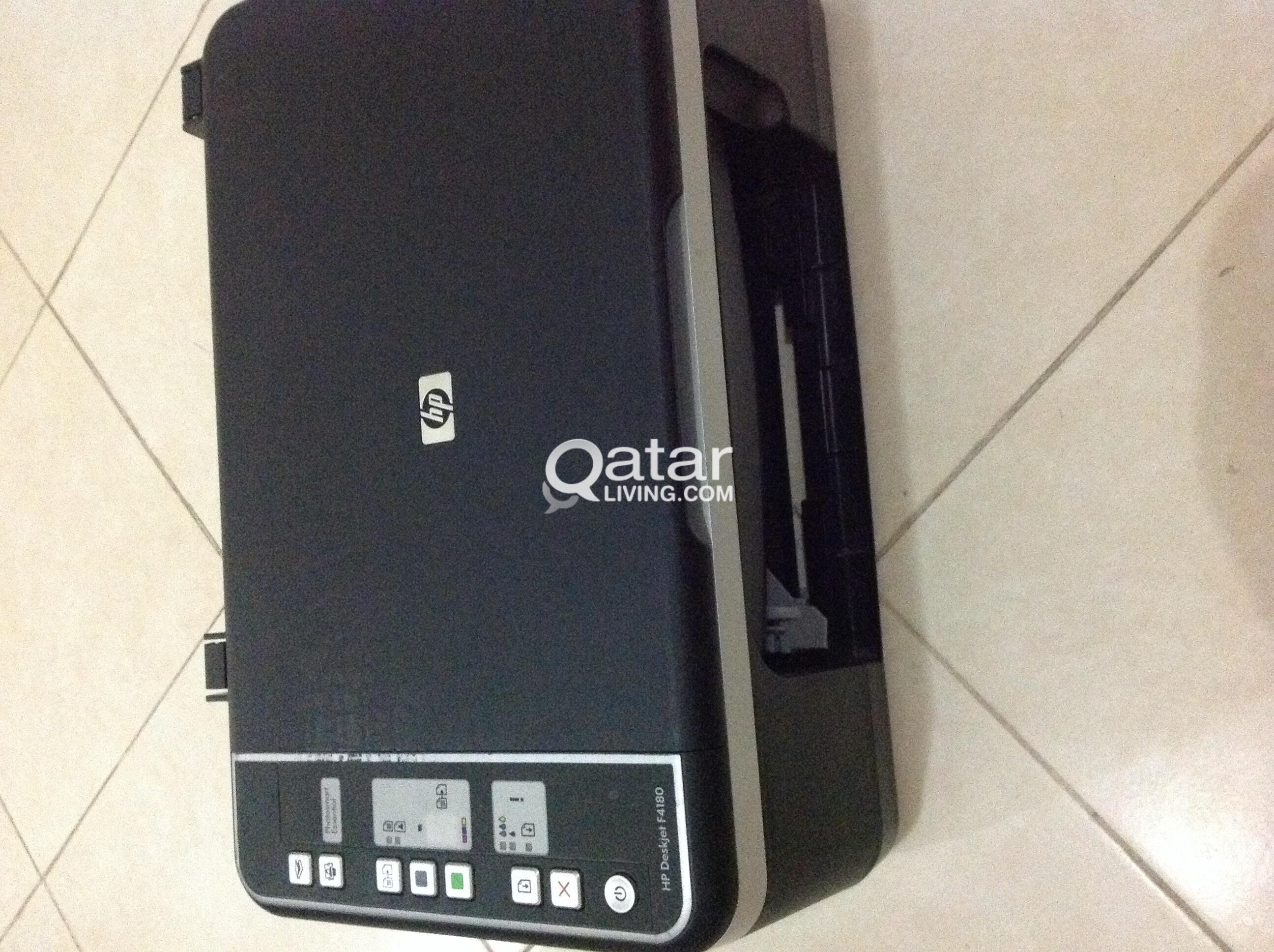 Used HP printer   Qatar Living