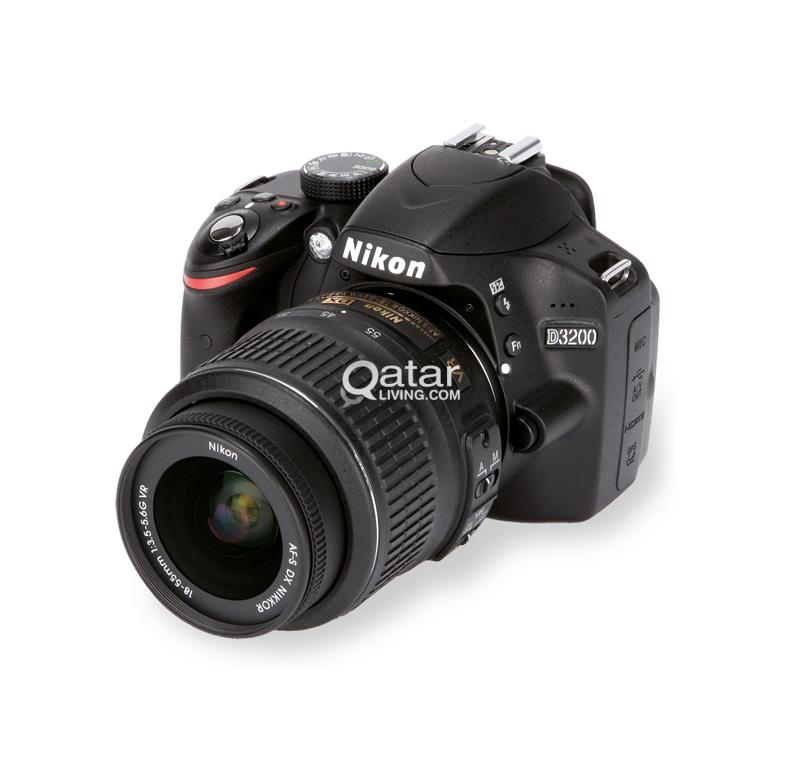 Nikon Dslr D3200 Price In Qatar