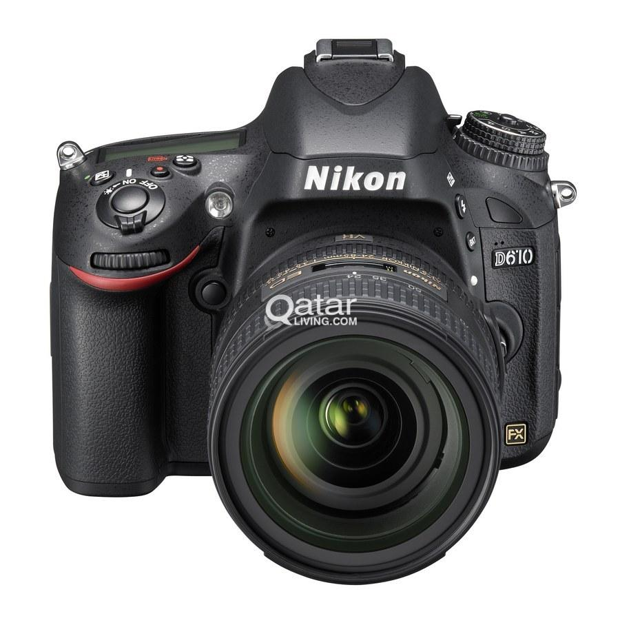 nikon D610 for sale and battery grip