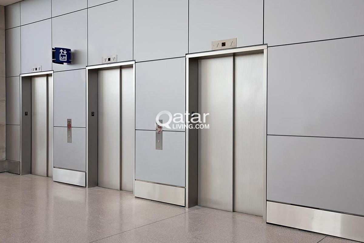 Stainless Steel Cladding For Lift !! | Qatar Living