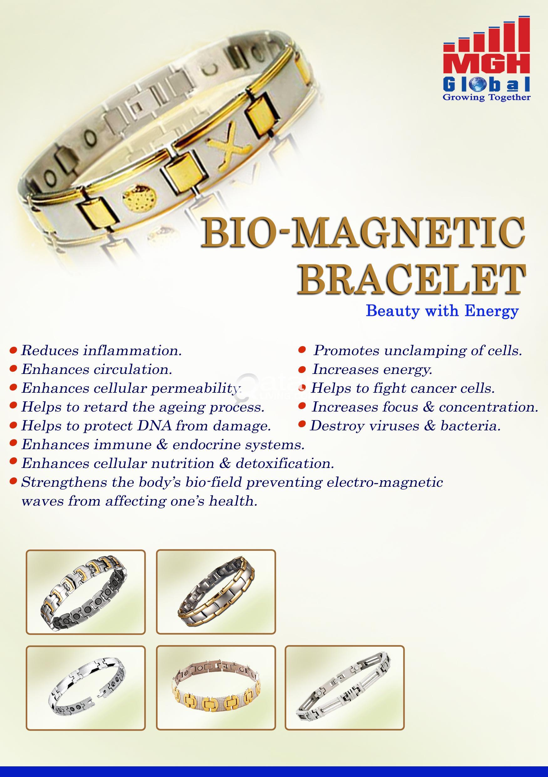 Bio Magnetic Bracelet Qatar Living