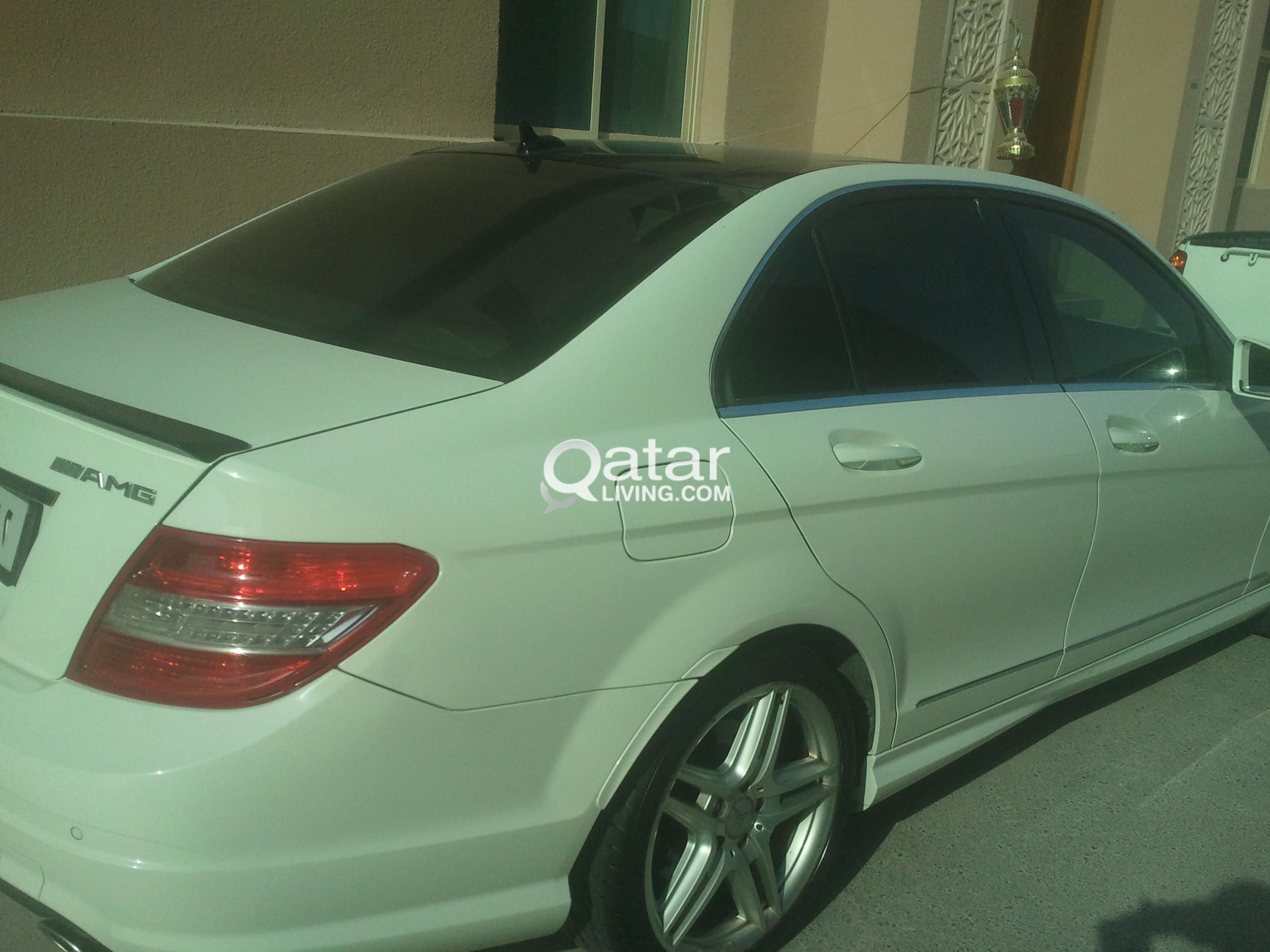 Mercedes Benz C350 Amg 2009 Qatar Living Title