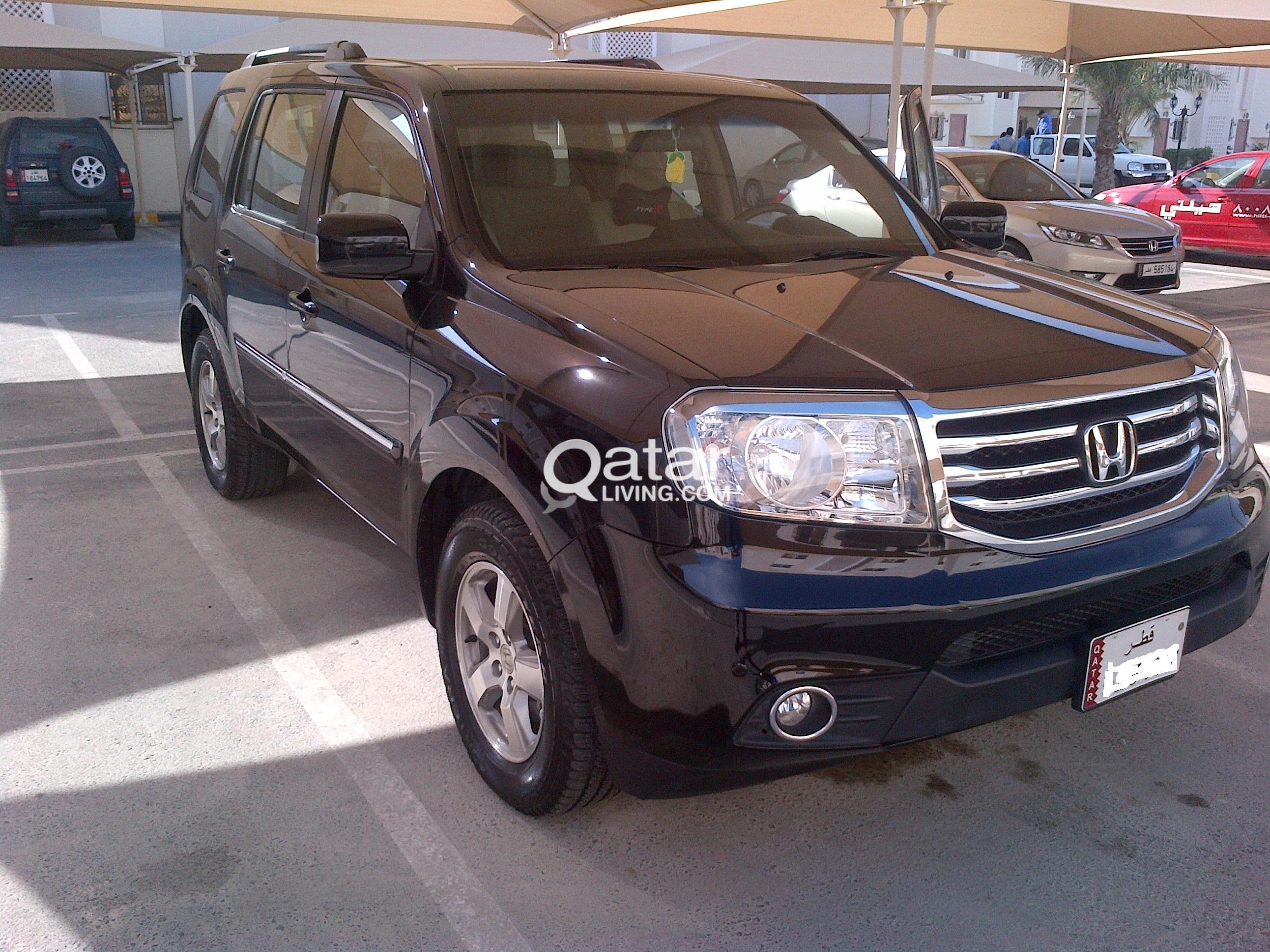 Brand New Honda Pilot   2013 Model   Price Negotiable   Immediate Sale |  Qatar Living