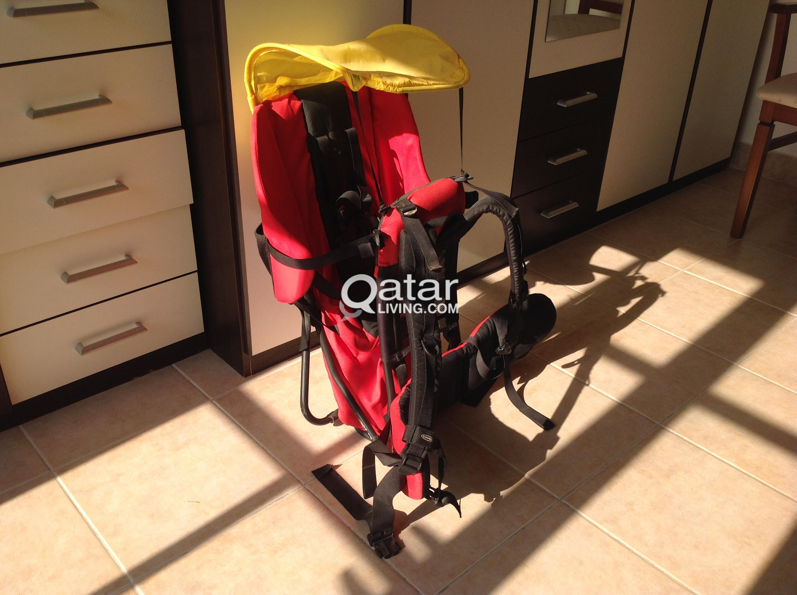 Numerous baby items 2 bikes sandpit slide Britax car seat baby