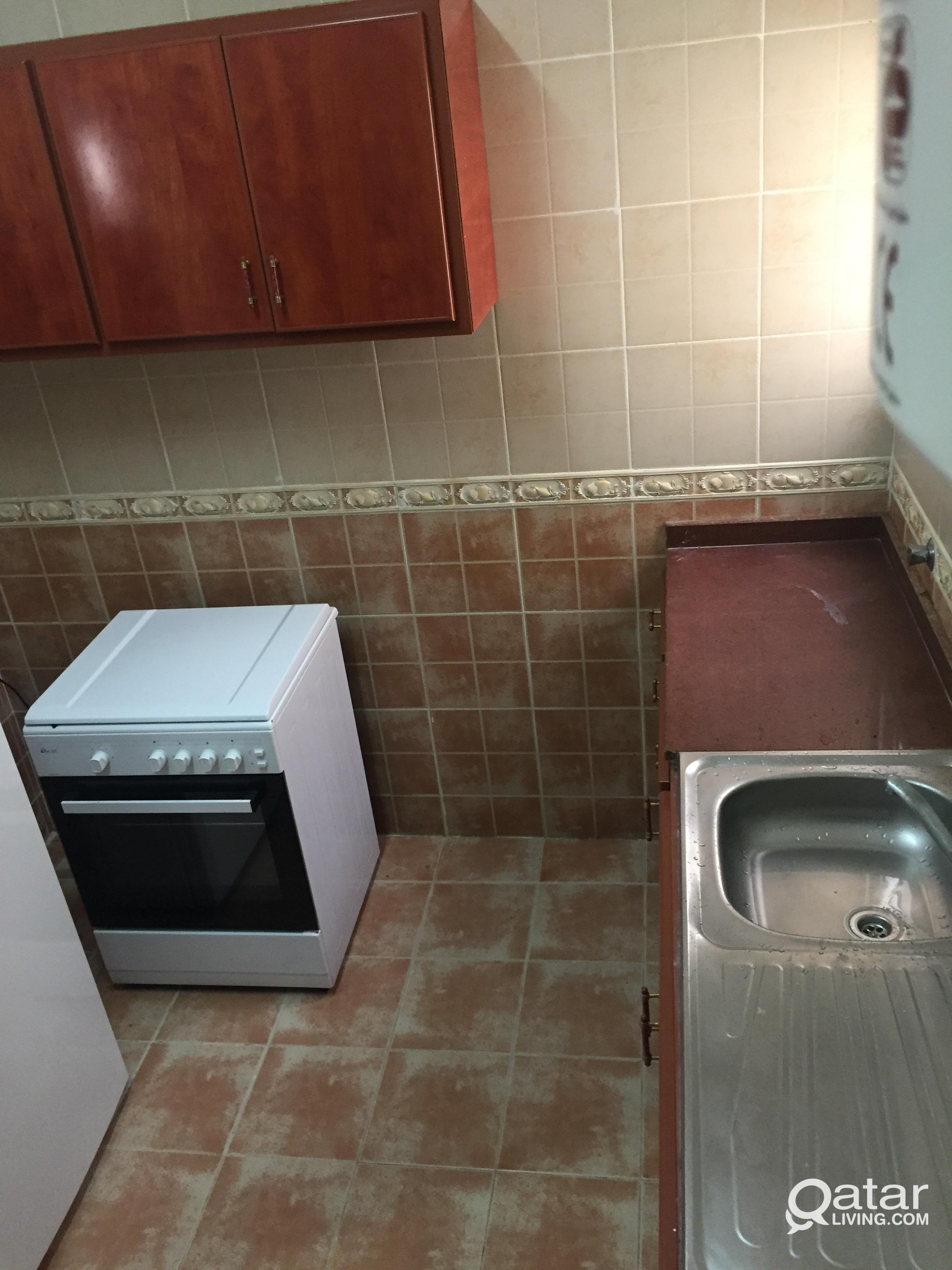 1 Bedroom full/ 1 Bed out of 2 in 1 bedroom