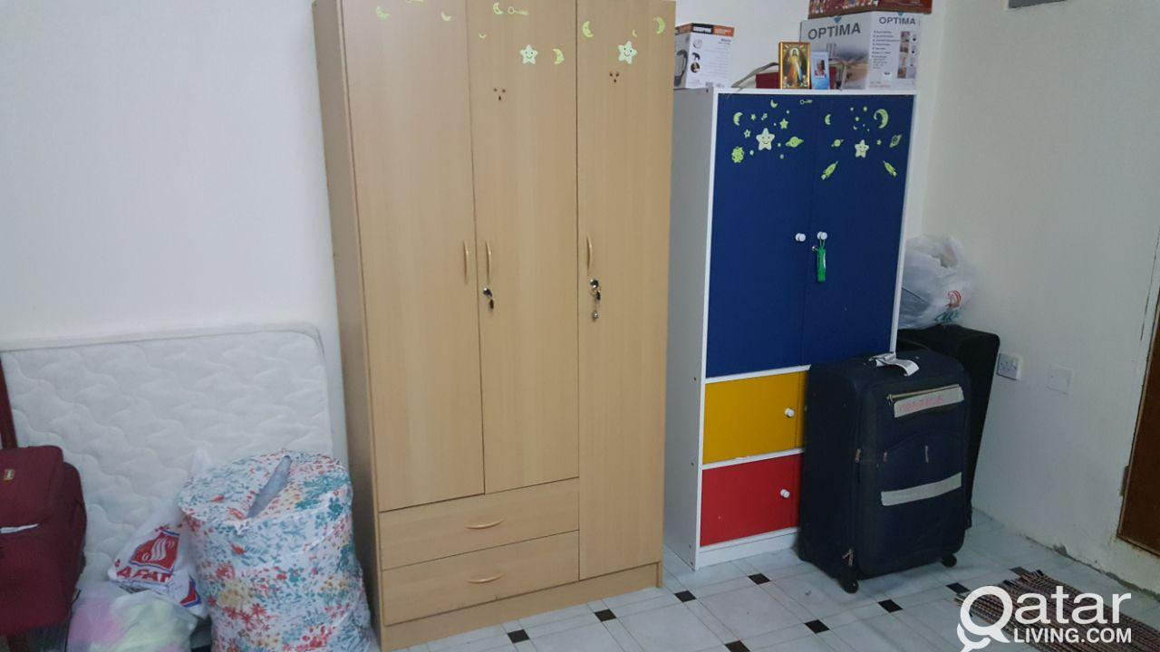 1 BHK FULLY FURNISHED FOR RENT IN AZIZIYA