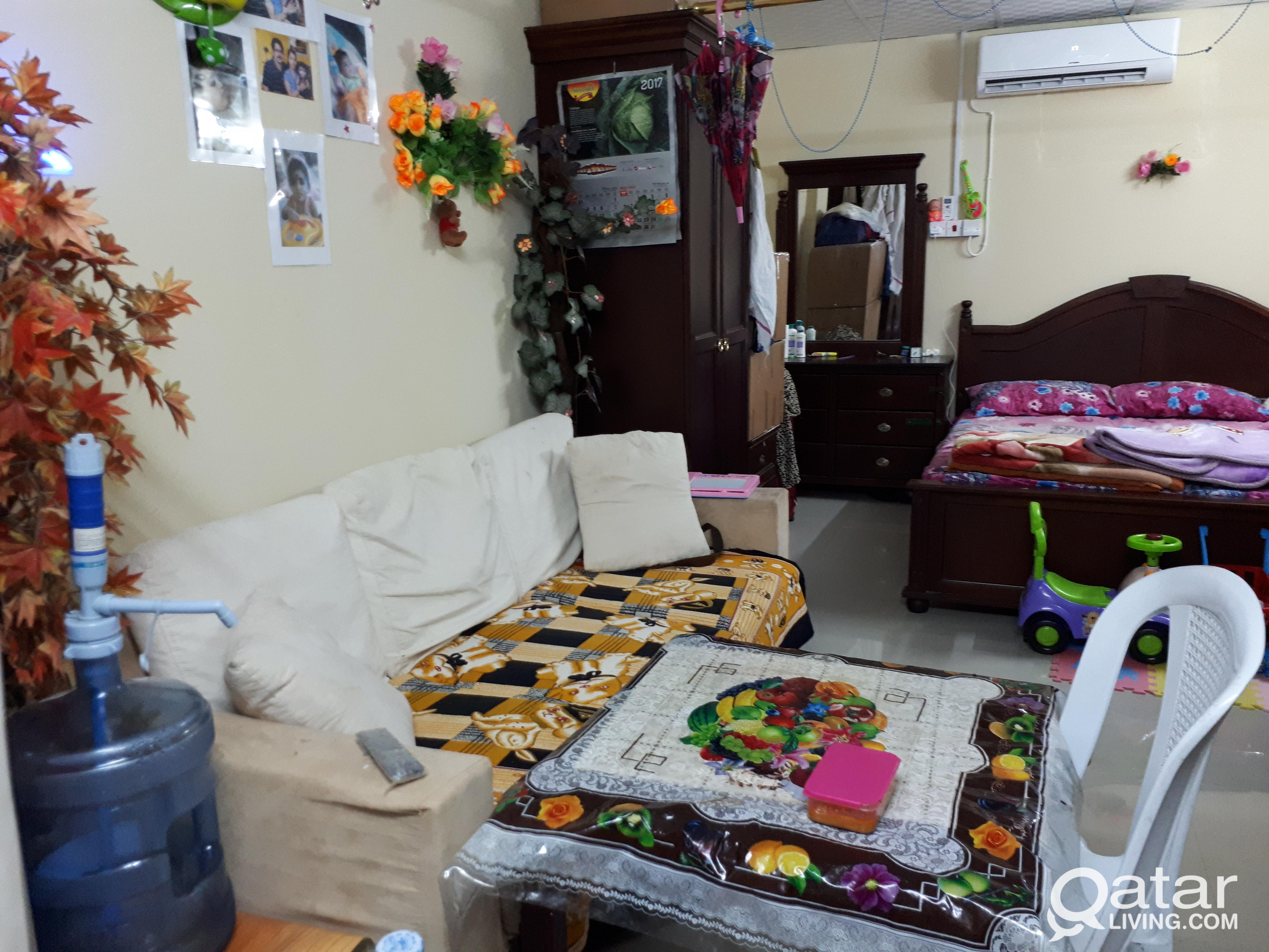 Fully Furnished Studio Family Room For Rent Mura Qatar Living