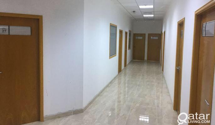 office spaces for rent on C-Ring Road