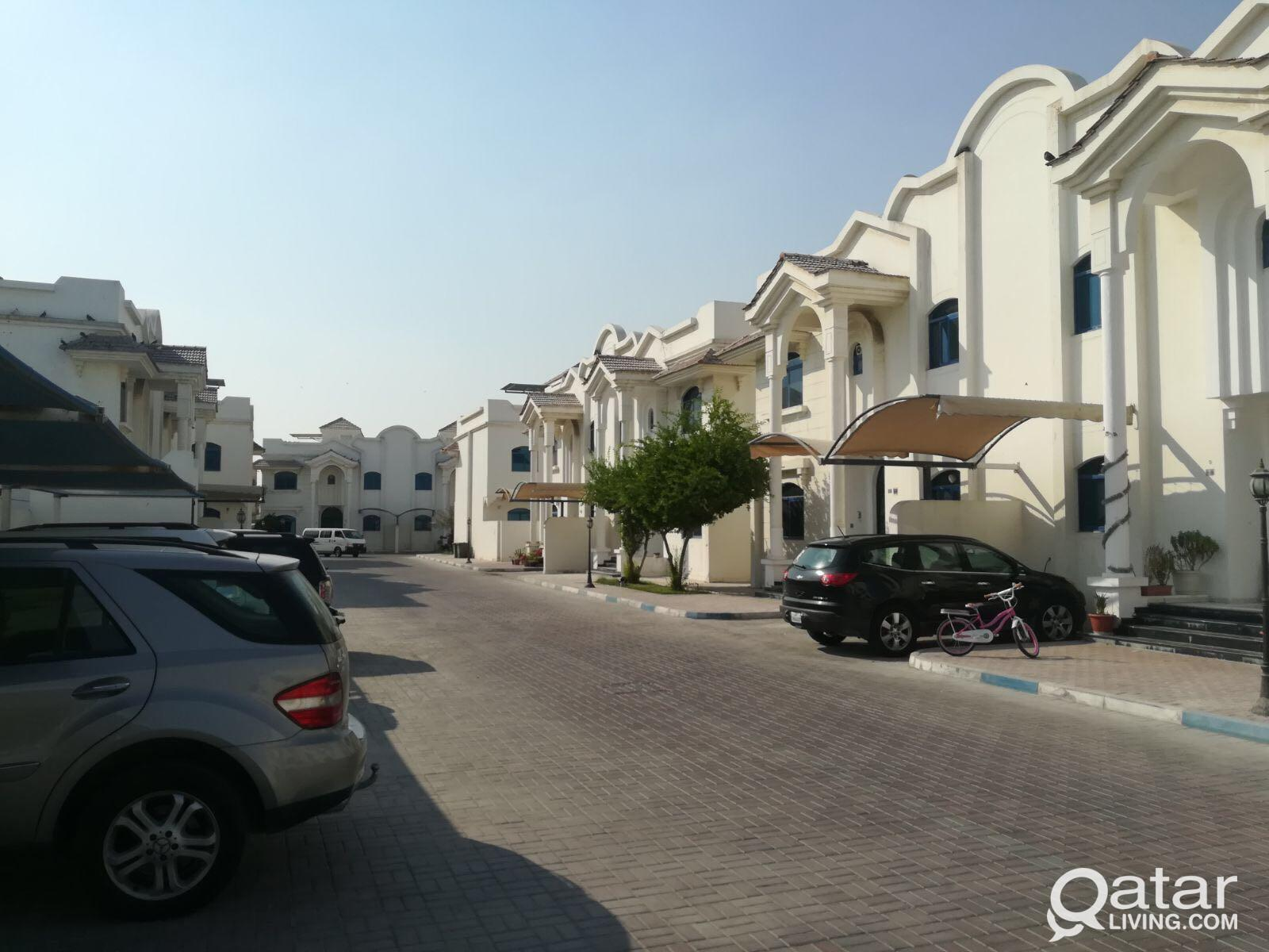compound villas for rent