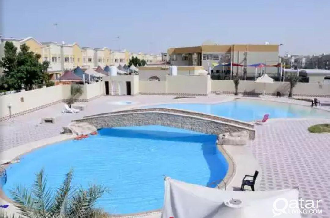 compound villa for rent