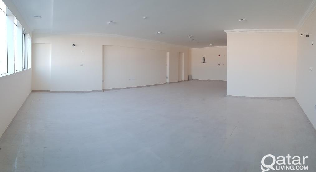 OPEN/PARTITIONED OFFICE SPACE IN NUAIJA, D-RING RO