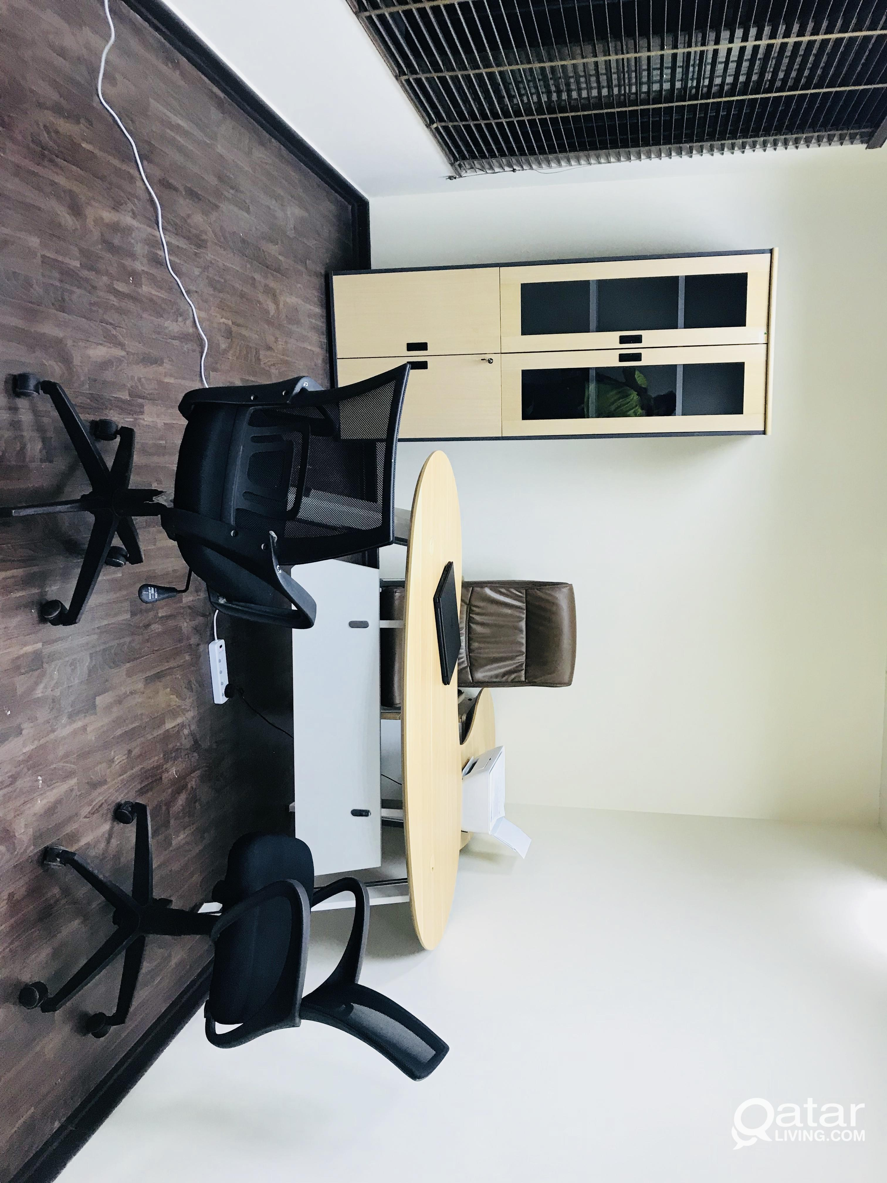 Municipalitiy Approved Office Space With  Company