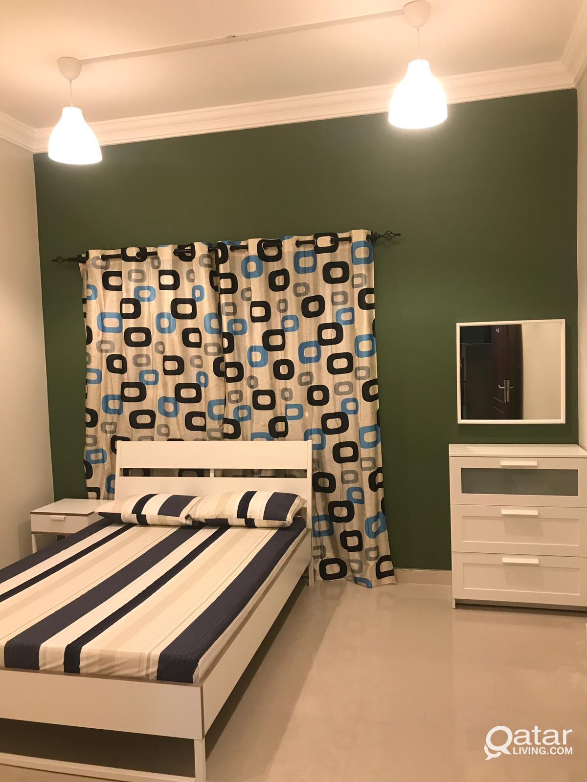 Fully furnished Studio in Abu hamour near Dar Al S