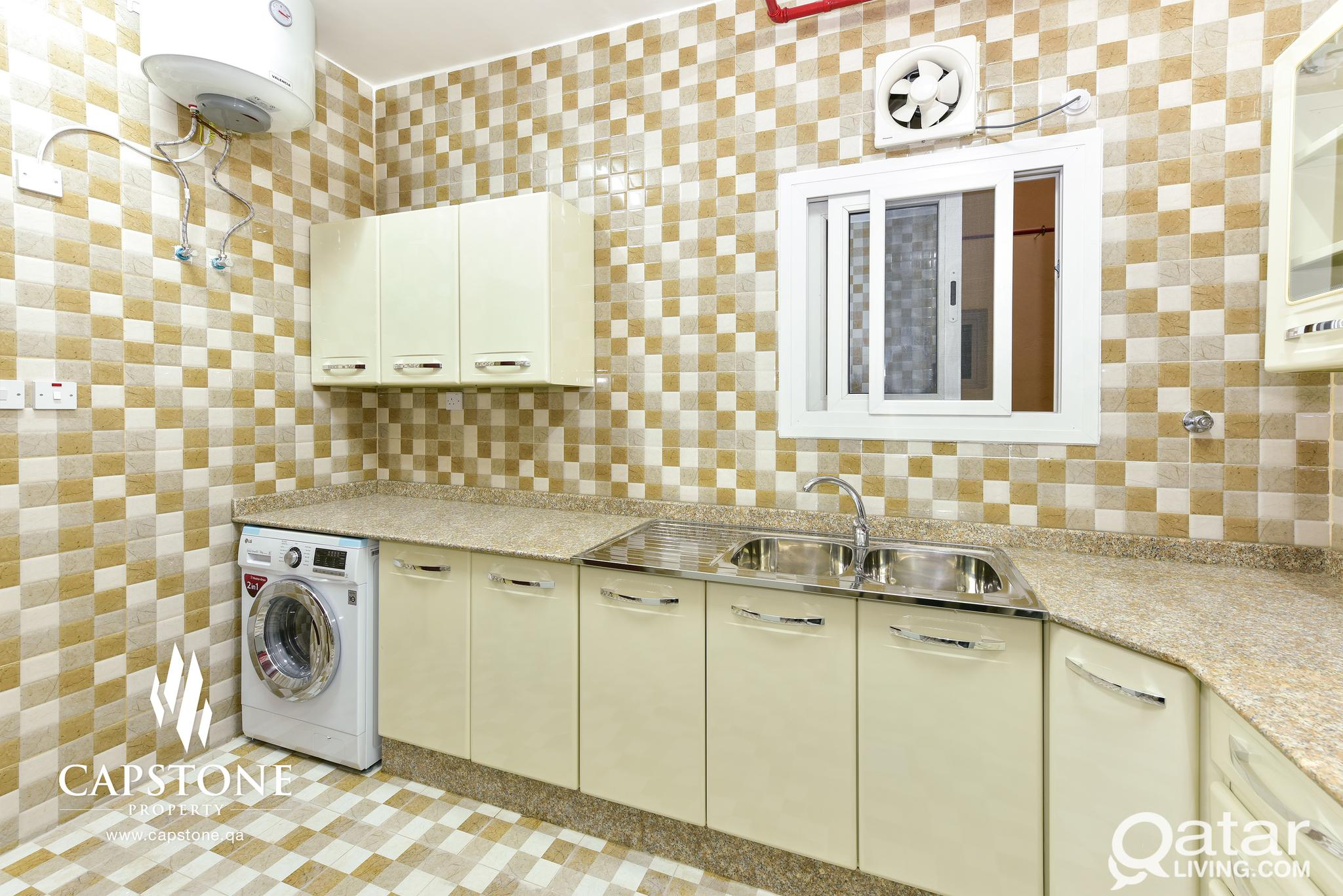FREE UTILITIES!! NO COMMISSION! FF 2BR APARTMENT