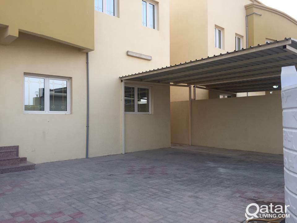 Standalone 5 bedrooms all attached bathroom villa