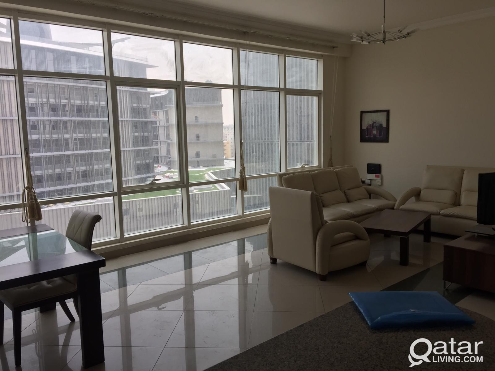 Luxury Furnished 1 Bed room apartment in Musherib