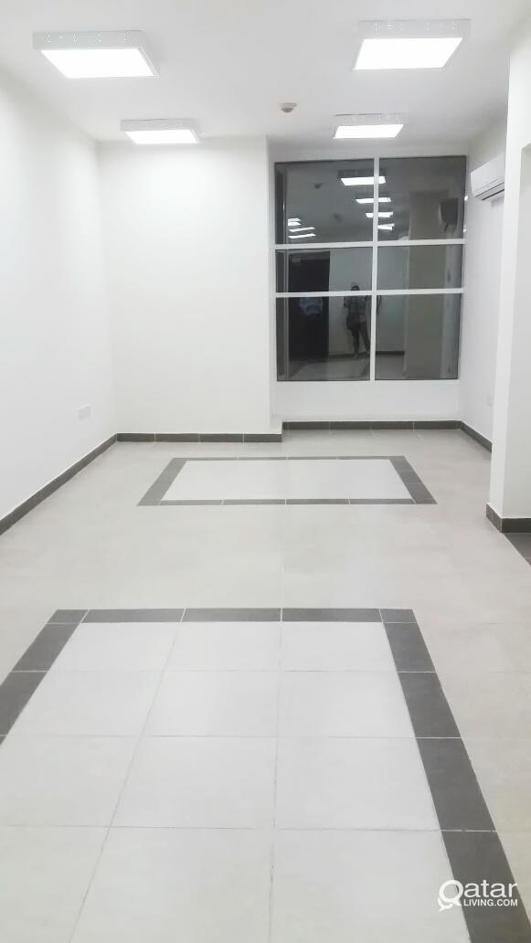 UNFURNISHED, 2-ROOM & 3-ROOM OFFICE SPACE FOR RENT