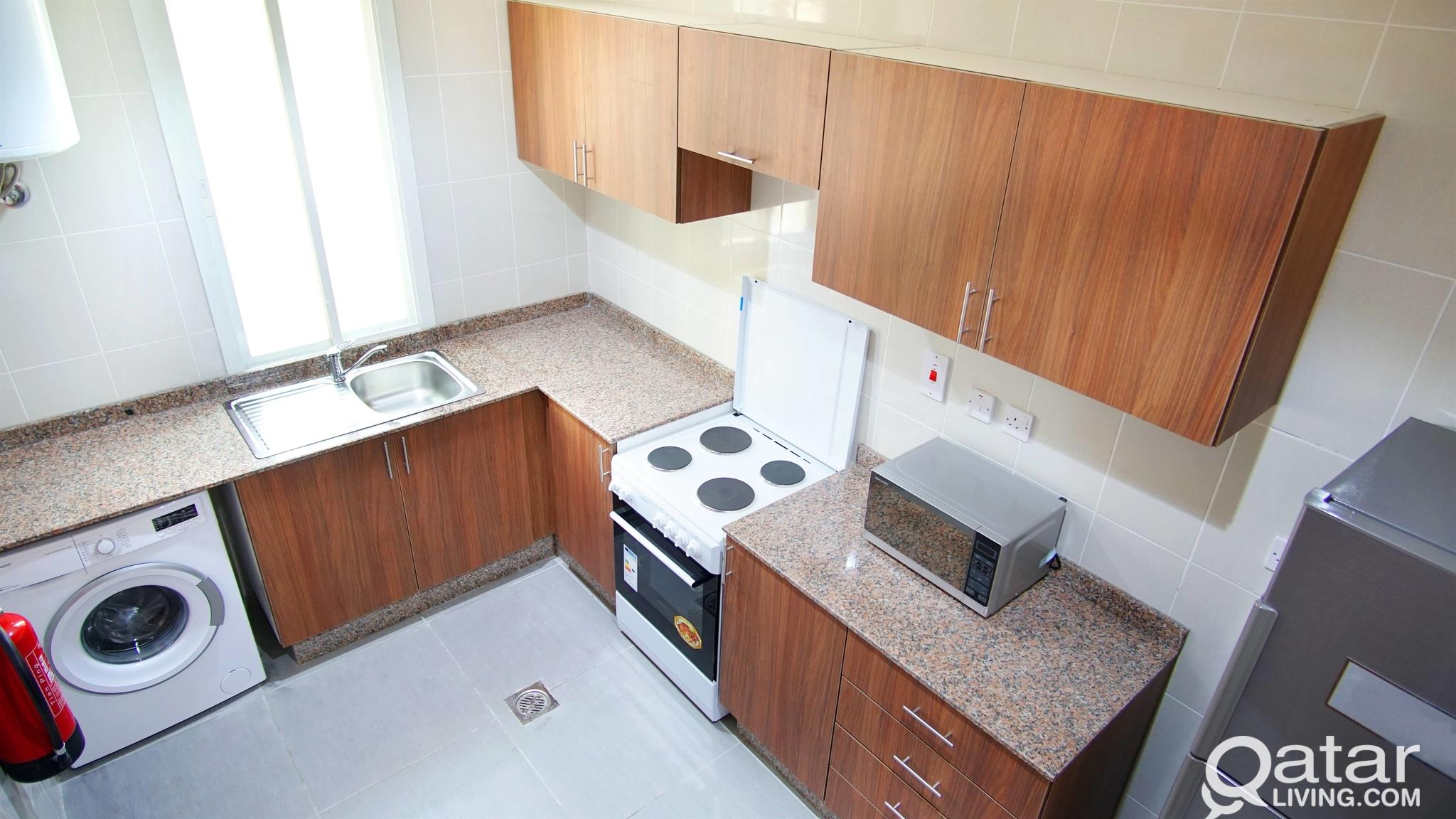 F/F 1BHK! (including W/E + FREE Internet) - No Com