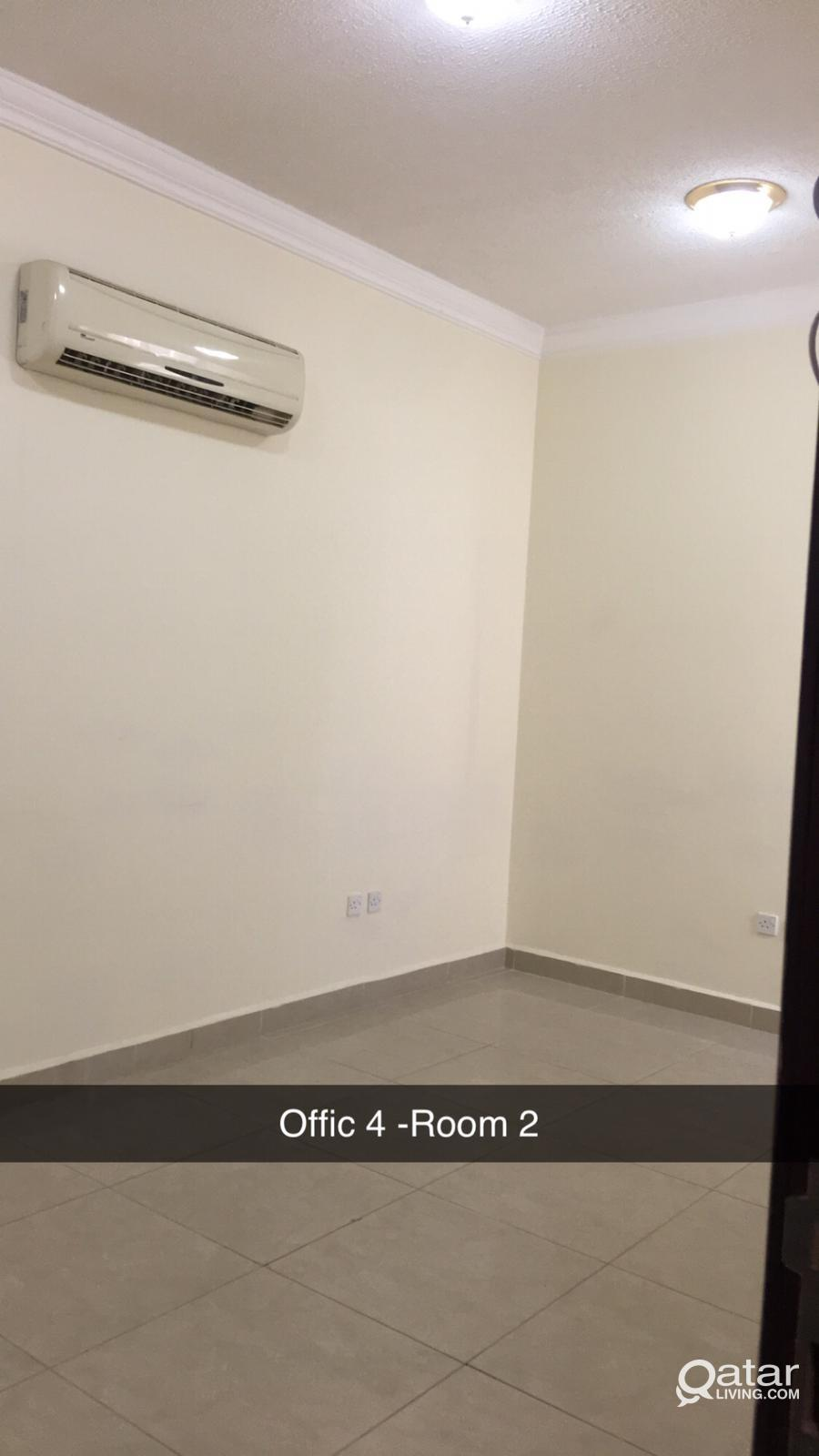 Unfurnished Office Space Available For Reasonable