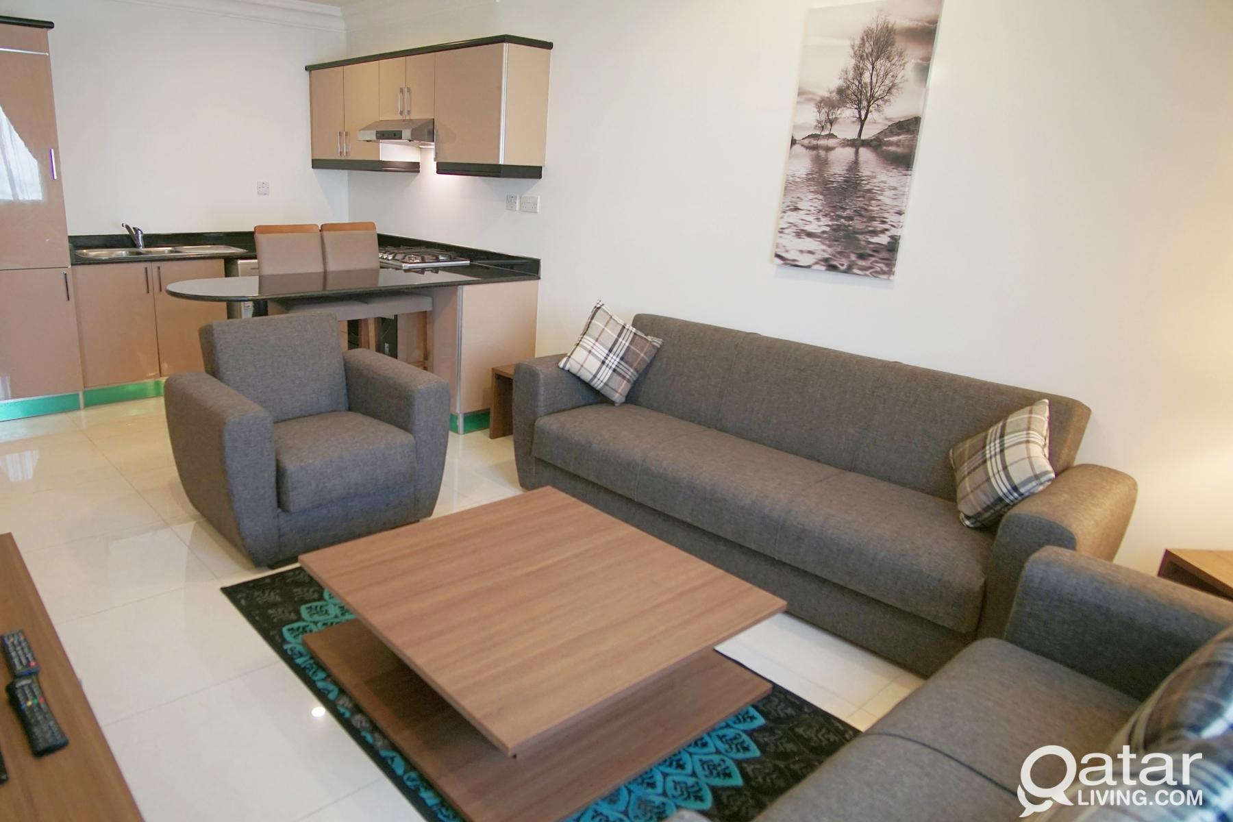 FF 1BHK (including utilities) - NO Commission!