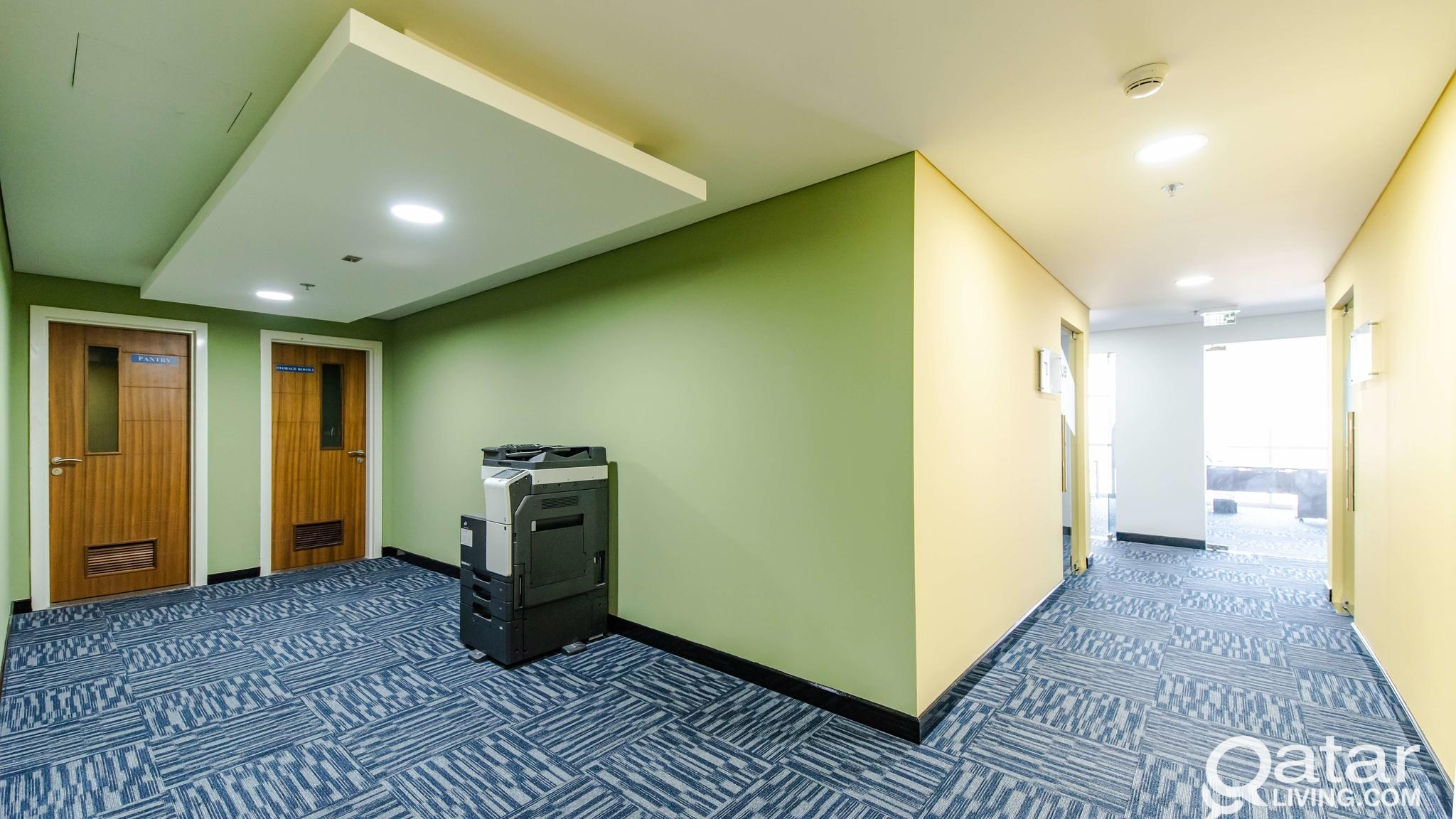 Promo!!! Fully Serviced Office for Rent NO COMMISS