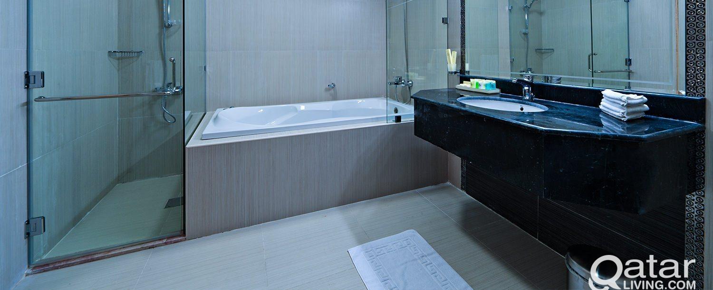 3 Bedroom in Magnum Hotel And Suites West Bay