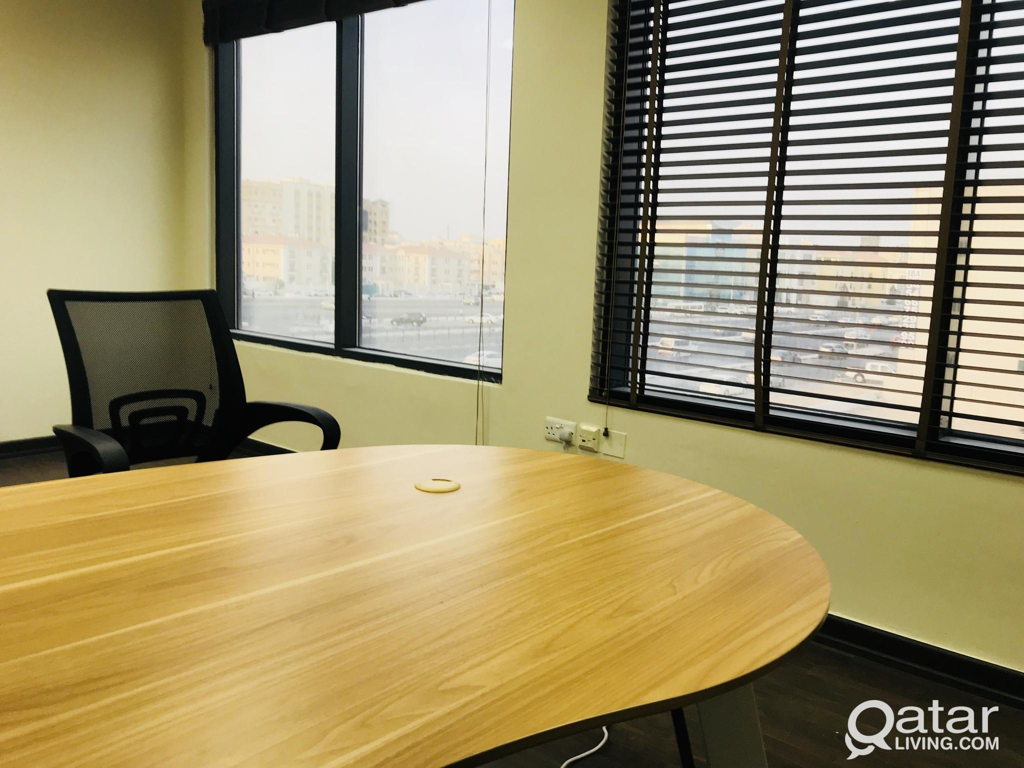 ApprovED Office Space at Affordable Price.--No Hid
