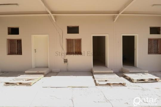 16 Rooms Labor Camp in Industrial Area