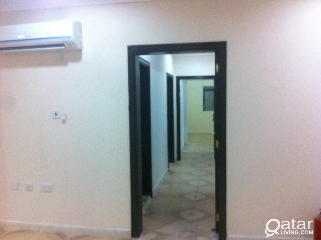 SPACIOUS 2 BED ROOM FLATS AVAILABLE IN NAJMA  NEAR