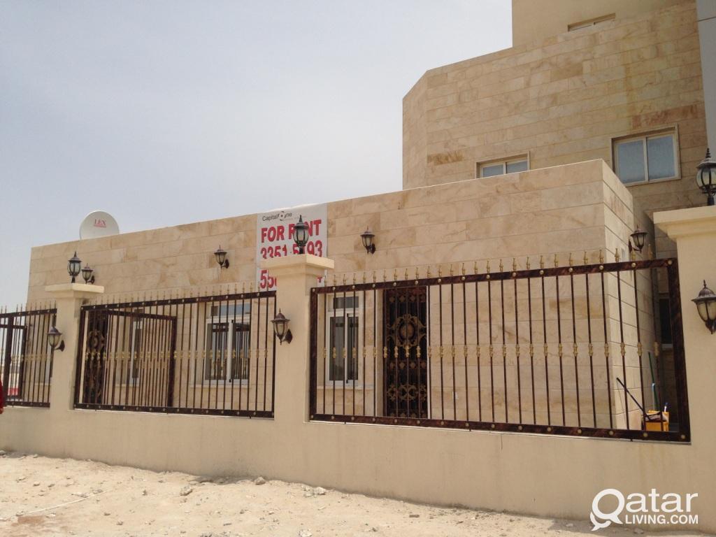 Furnished 1BHK behind Al Maha Academy (W/E/Wi-Fi i