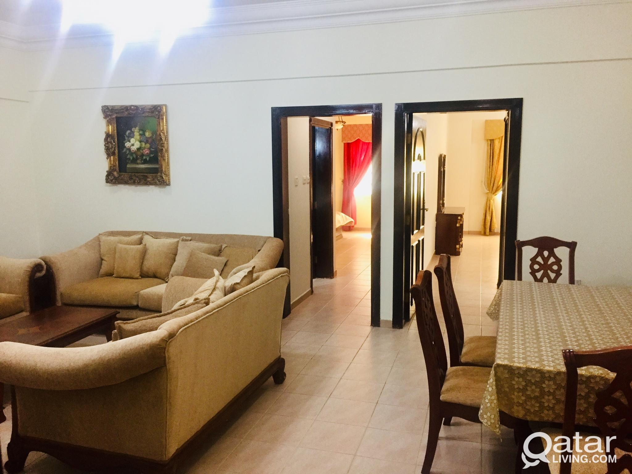 2-BHK Fully Furnished Apartment Near Toyota Signal
