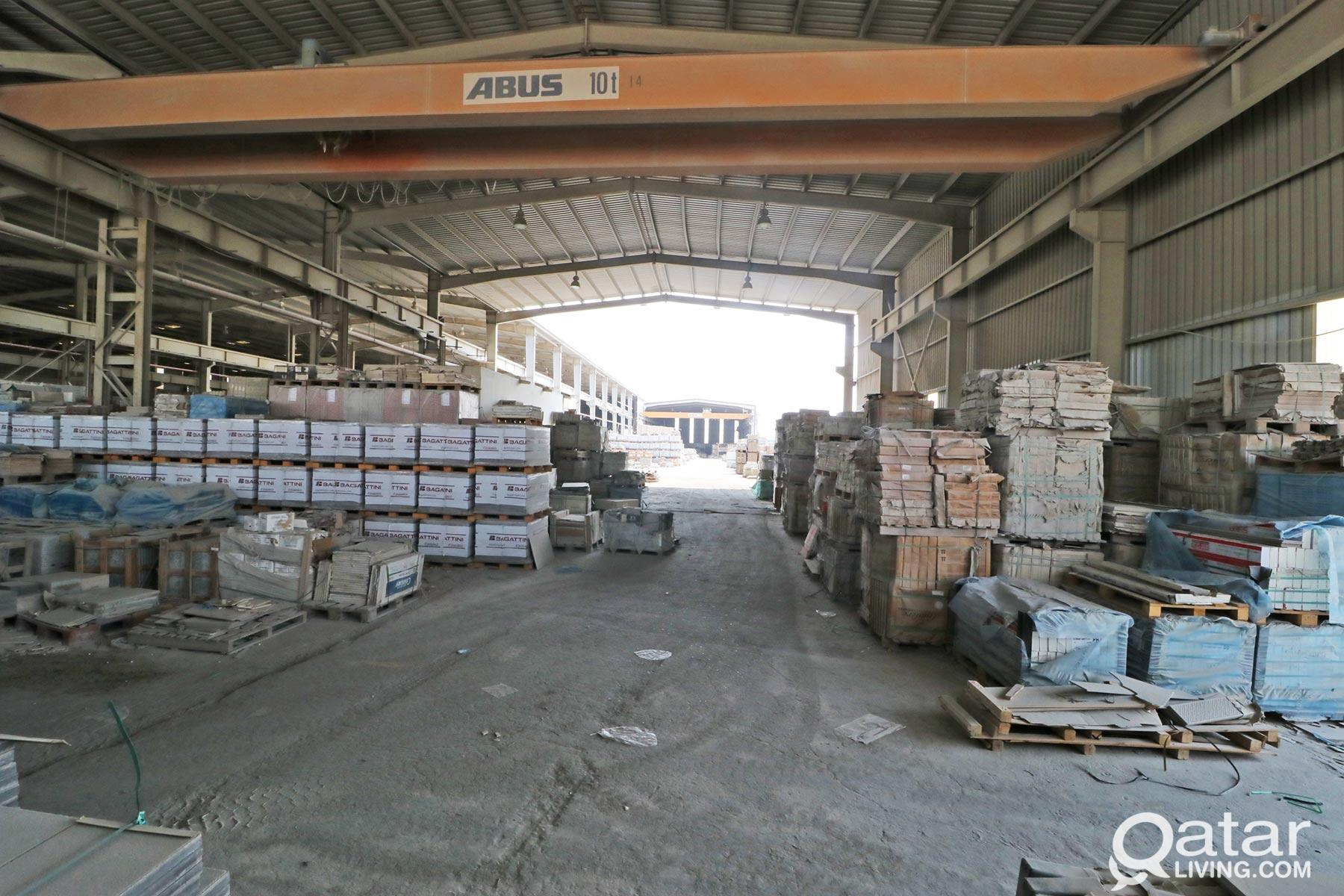 Spacious 2500 SQM  Warehouse 4 Rent Industrial Are