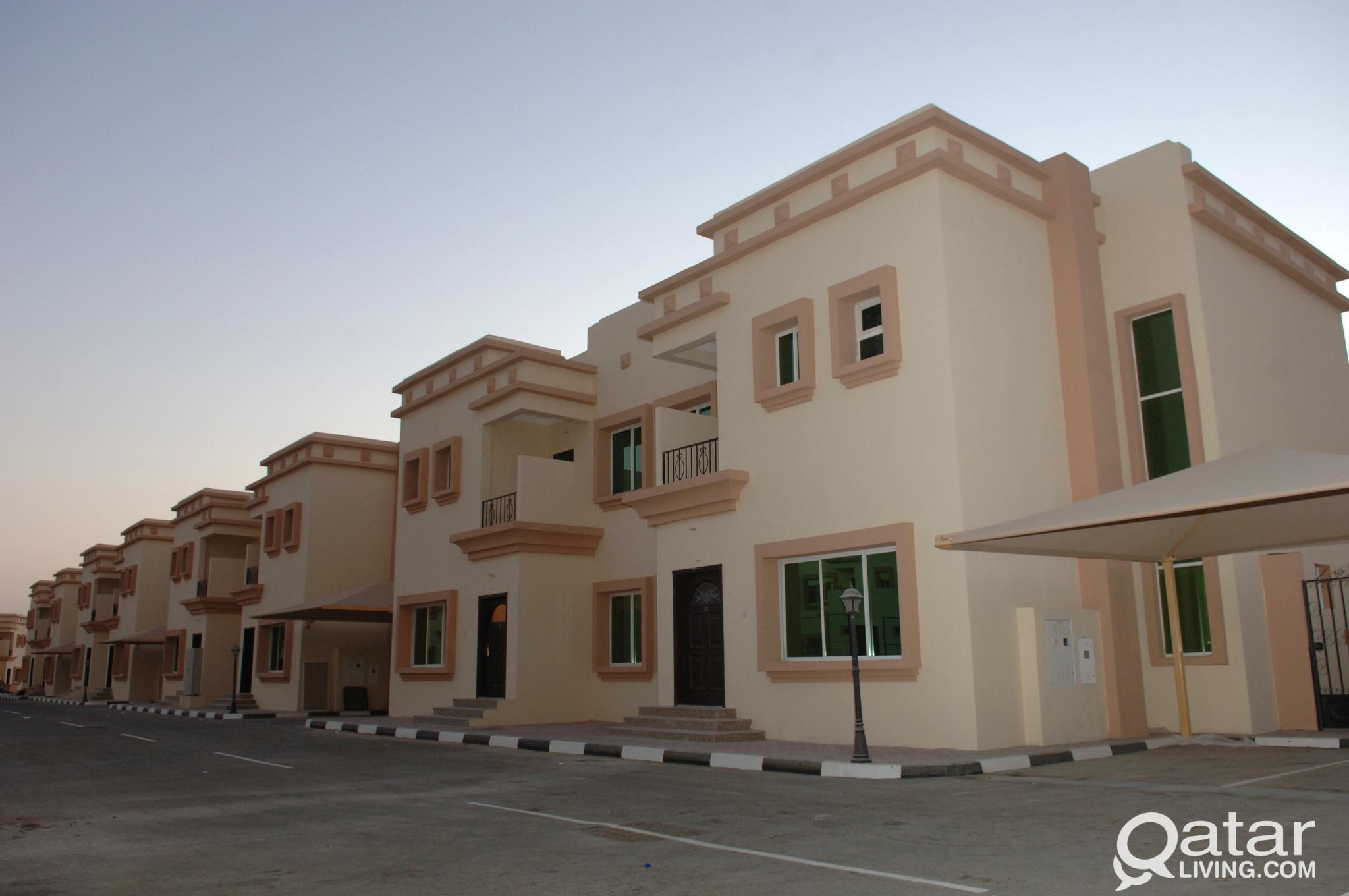 No Commission #  Villa # Location: Al Gharaffa (Ne