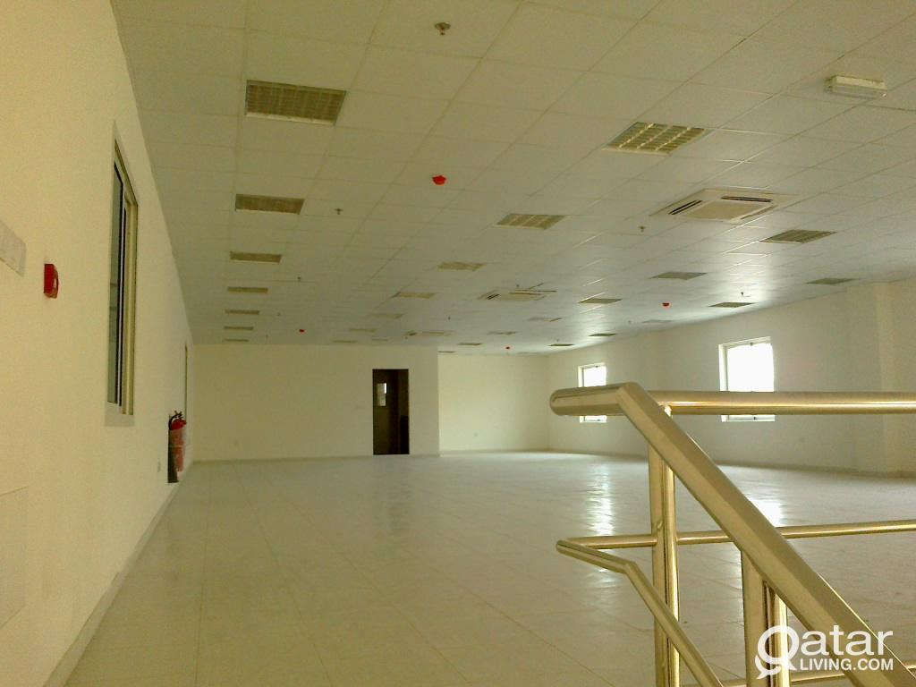 200, 400 SQM, store cum office, ideal for general