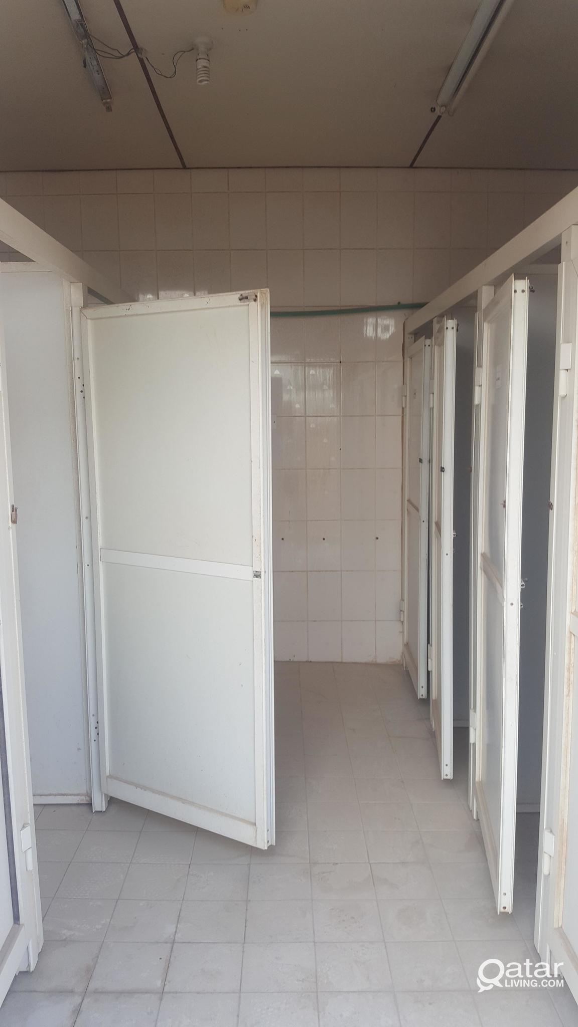 Labour camp fully furnished ALKHOR 22rooms,18rooms