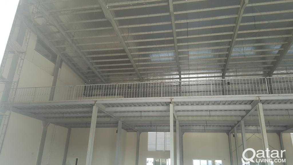 2000 sqm Facility @Birkat Alawamer