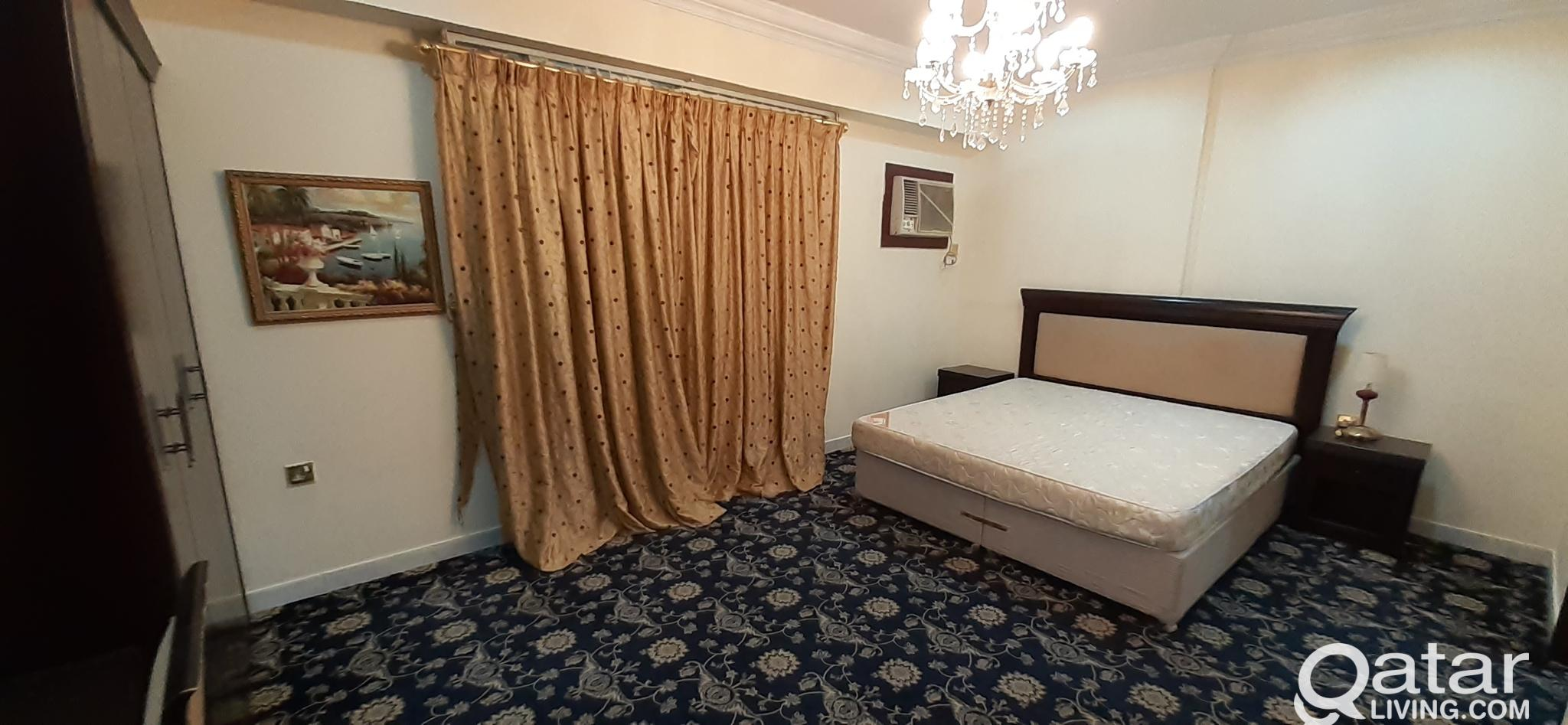 SPACIOUS 3 BED APARTMENT IN MANSOURA BEHIND HOLIDA