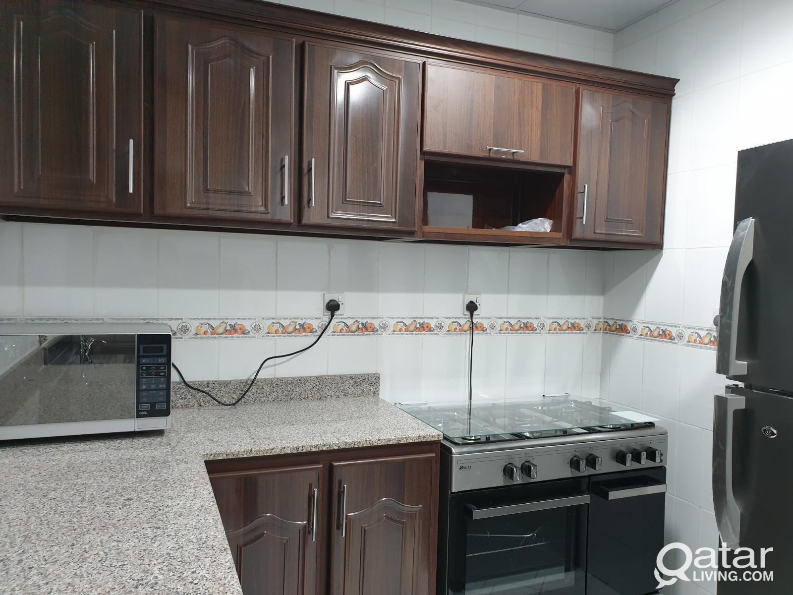 2 Bedrooms Apartment at Mansoura behind Rotana & N