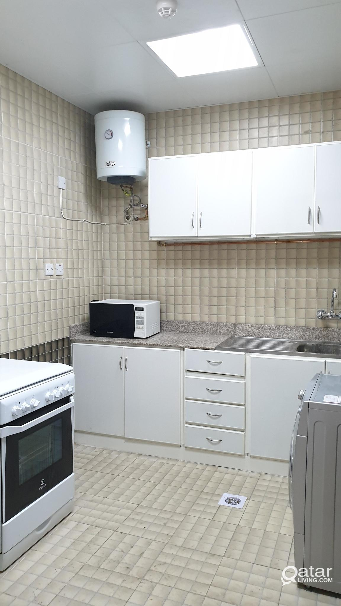 !! BRAND NEW SPACIOUS UNFURNISHED 2 BED ROOM IN MA