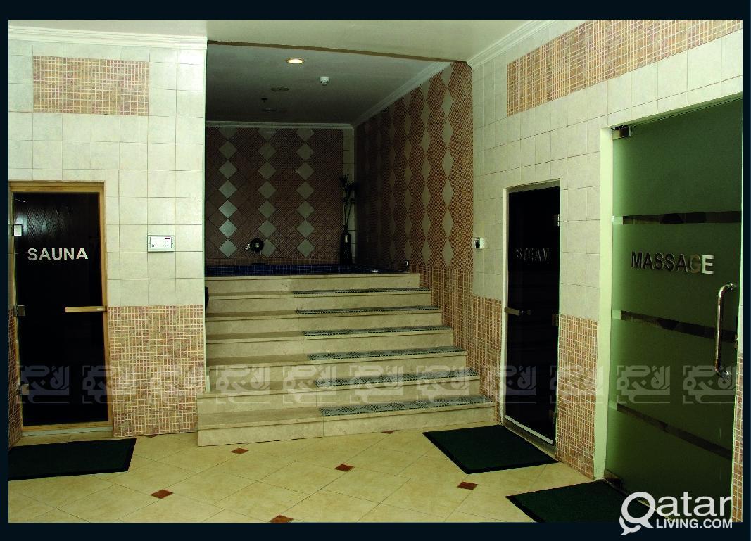 Furnished 1-BDR Apartment Al Sadd